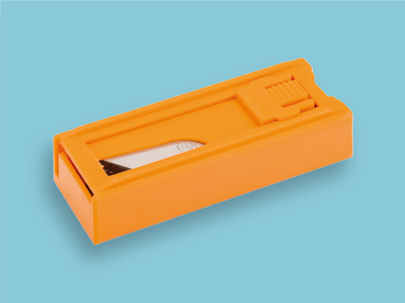 BAHCO Trapezemes per 10 in dispenser